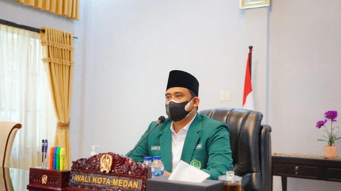 Pengurus Al Jam'iyatul Washliyah Kota Medan Dilantik, Bobby Nasution Minta Pengurus Berkolaborasi