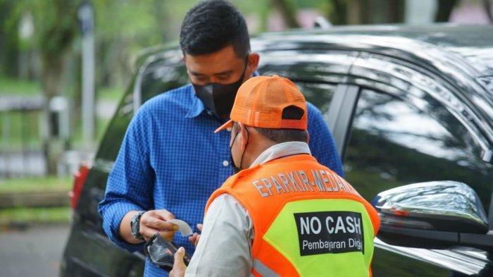Berlakukan E-Parking, Bobby Nasution Pastikan PAD Langsung Masuk Kas Daerah