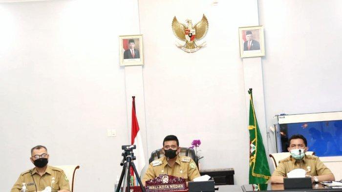 Bobby Nasution Buka Tahun Ajaran Baru Secara Virtual: Siswa Harus Melek Teknologi