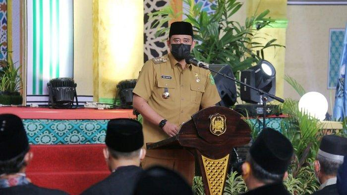 Wali Kota Bobby Lantik Dewan Pengawas dan Dewan Hakim MTQ Ke-54 Kota Medan