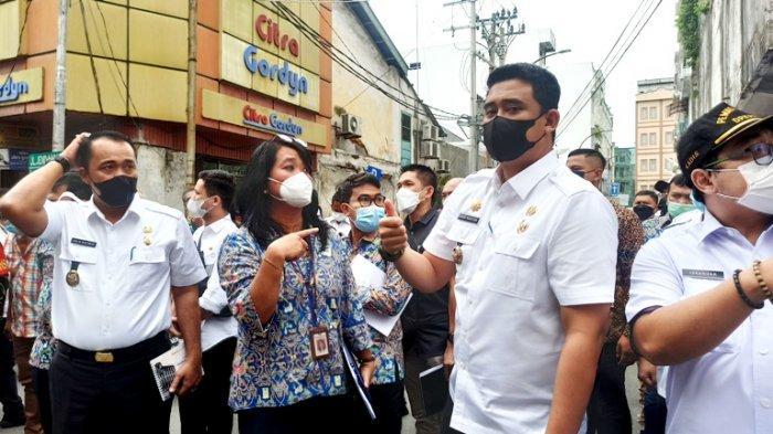Lonjakan Kasus Covid-19 di Medan, Bobby Nasution Akui Keterisian Kamar di Sejumlah RS Sudah 100%