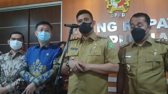 Bobby Nasution Berharap Percepatan Pelaksanaan Perubahan APBD Medan Tahun Anggaran 2021