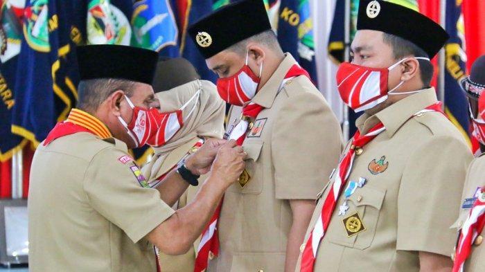 Bobby Nasution Terima Penghargaan dari Gubernur Sumut, Begini Penjelasannya