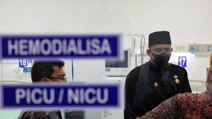 Wali Kota Medan Sentil Manajemen RSUD Pirngadi Medan: Pelayanan Kesehatan Harus Baik