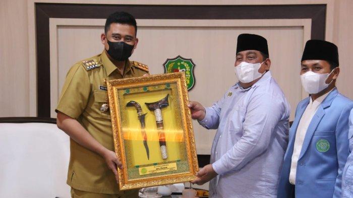 Wali Kota Medan Bobby Nasution Dukung Munas DPP BKPRMI