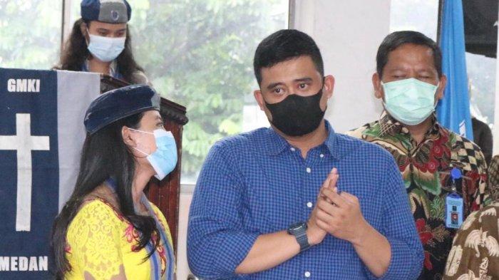 Hadiri Acara GMKI, Bobby Nasution Sebut Kebijakan Harus Libatkan Masyarakat