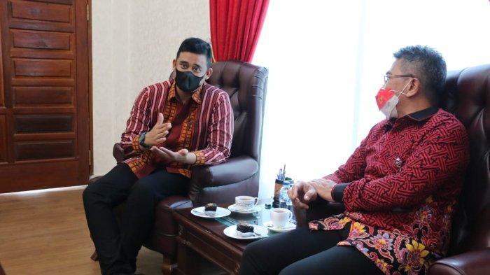 Wali Kota Medan Pengin Dukungan TVRI Dalam Mempromosikan Budaya dan Pariwisata Di Kota Medan