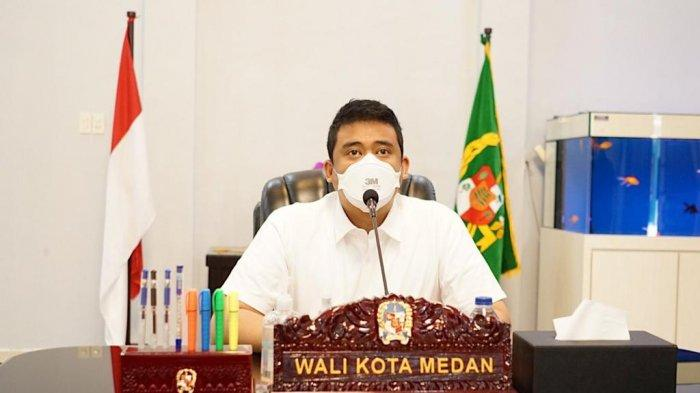 Wali Kota Medan Mengikuti Rakor Penerapan PPKM Level IV, Berikut Penjelasan Airlangga Hartarto