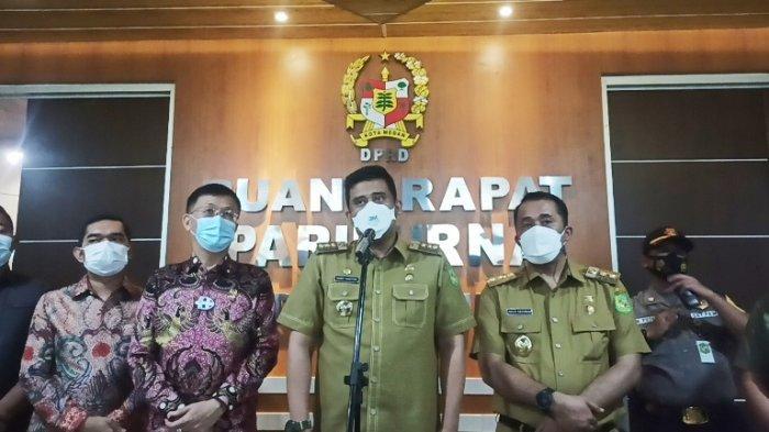 Sisa Vaksin Kota Medan Tinggal Segini, Wali Kota Medan Sebut Akan Stabil Bulan Agustus