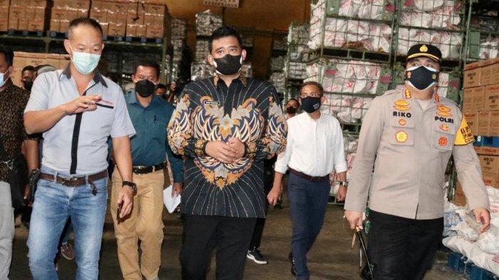 Bobby Nasution Kerja Cepat, Pantau PPKM Darurat Pakai Heli hingga Sidak di Pabrik