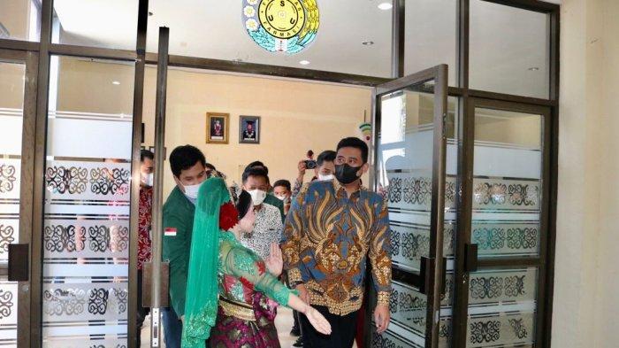 Buka Acara Rapat BEM, Bobby Nasution Dorong Mahasiswa Terus Berinovasi
