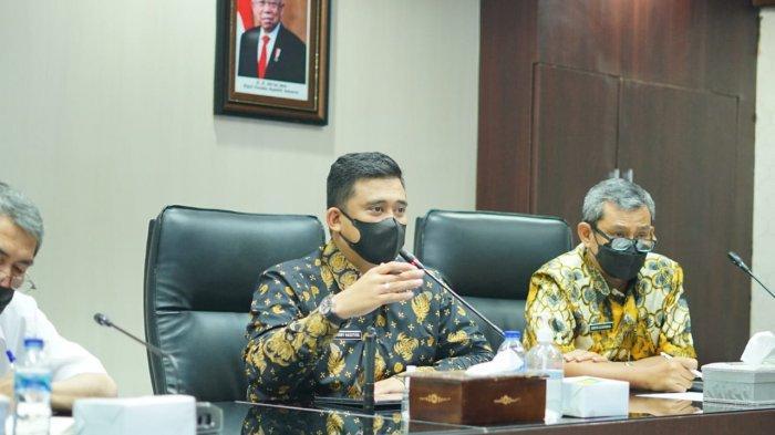 Bebaskan Kota Medan dari Banjir, Bobby Nasution Siapkan Anggaran Pembebasan Lahan