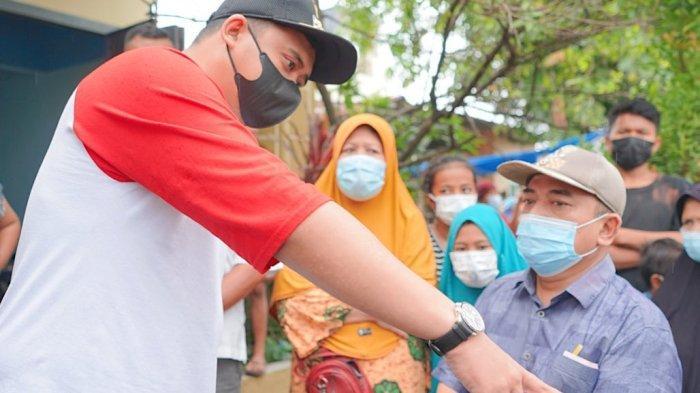 Setelah Warga Lapor Bobby Nasution, Kepling di Medan Tembung Kembalikan Uang Pungli, Koyak Banyak