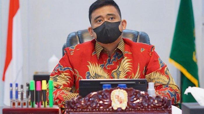 Bobby Nasution Minta Birokrat Bersungguh-sungguh Tingkatkan Nilai Berikut Ini