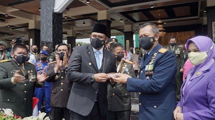 Wali Kota Medan Mengikuti Upacara HUT ke-76 TNI, Presiden Bahas Perihal Perang, Begini Keterangannya