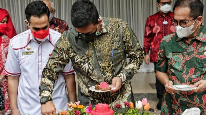 Kado Istimewa untuk Jajaran Direksi RSUD Pirngadi ke-93, Bobby Nasution Bicarakan Ini