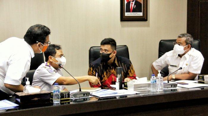 Demi Kemajuan Transportasi Massal di Medan, Bobby Nasution Dukung Pembangunan Jalur Layang