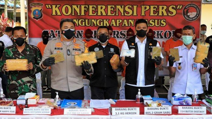 Bobby Nasution akan Upayakan Pendirian Tempat Rehabilitasi dan Pembentukan BNN Kota Medan
