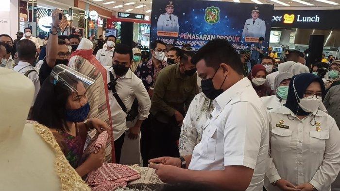 Bobby Nasution Sentil Kadis Koperasi dan UKM Medan: Jangan Hanya Habiskan Anggaran Pemerintah