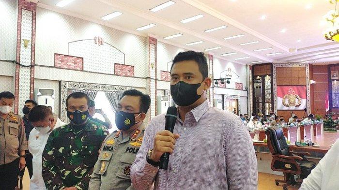 Ini yang Disampaikan Bobby Nasution saat Jadi Pematari terkait Covid-19