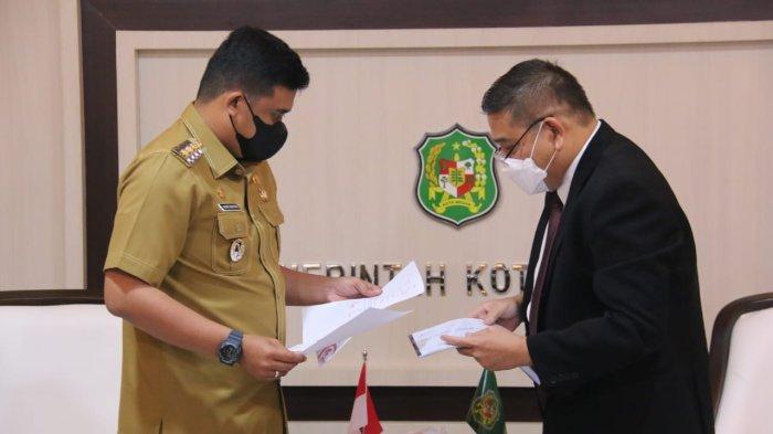 Wali Kota Medan Buka Kesempatan Bagi Perusahaan yang Ingin Bekerjasama Dengan Skema KPBU
