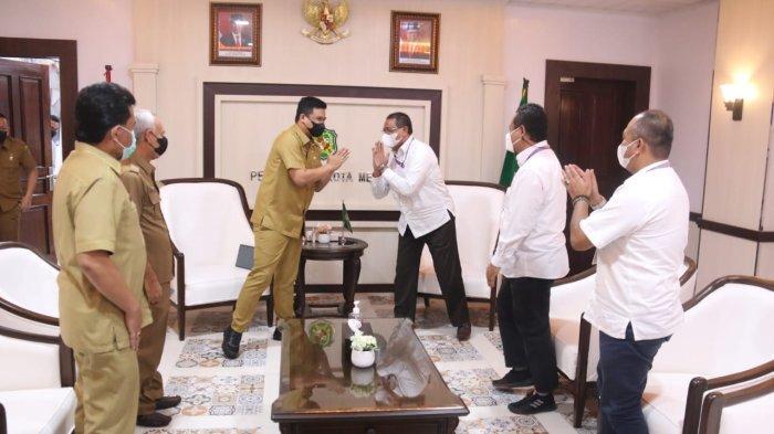 Wali Kota Medan Diminta Menjadi Dewan Pertimbangan Politeknik Negeri Medan (Polmed)
