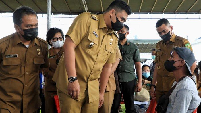 Bobby Nasution akan Perbanyak Titik Vaksinasi Covid-19 untuk Tenaga Kerja, Kelurahan Bersiap