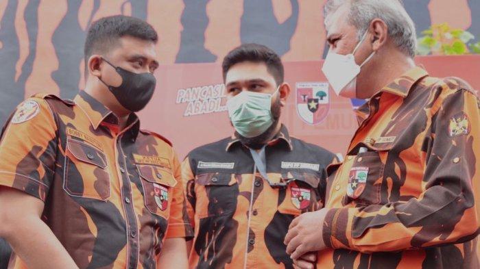 Bobby Nasution Apresiasi Pemuda Pancasila Ikut Berkolaborasi Tangani Covid-19