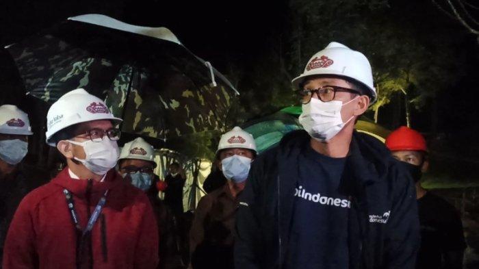 Hotel Kapsul di Ajibata Ditarget Selesai Akhir Juni, Sandiaga Uno: Kita Geber!