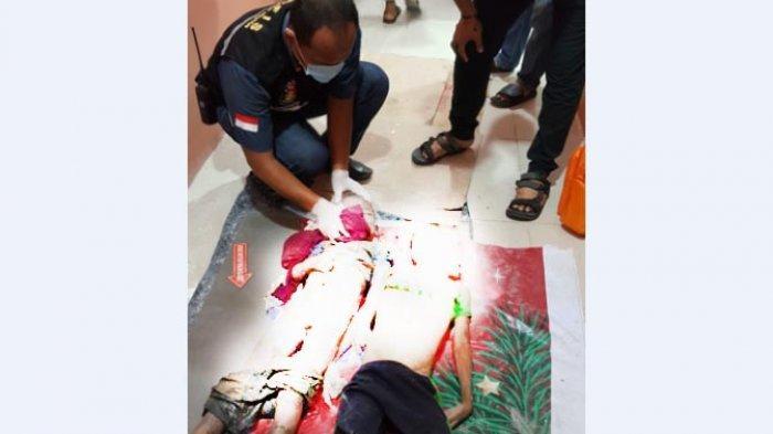 Begini Kondisi Kedua Jasad Bocah yang Ditemukan Tewas di Dalam Parit di Brigjen Katamso Medan