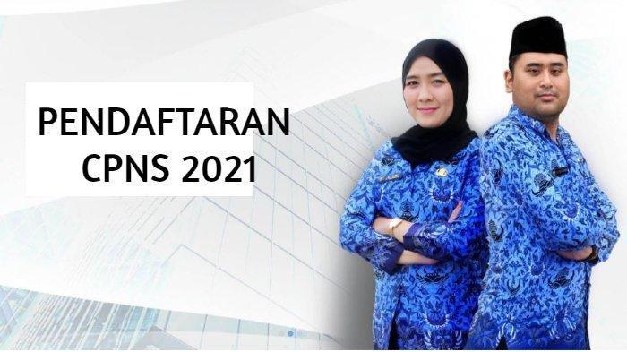 INFO TERBARU Pendaftaran CPNS dan PPPK 2021 di Website sscasn.go.id, Syarat CPNS dan PPPK