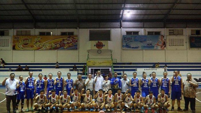 Bank Sumut Gelar Kompetisi Bola Basket Antar SMA