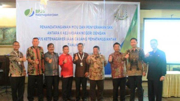 Bpjs Ketenagakerjaan Gandeng Kejaksaan Negeri Menindak Badan Usaha Yang Tidak Patuh Tribun Medan