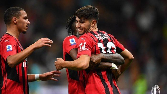 BRAHIM Diaz Percaya Diri, AC Milan Pasang Target Tinggi, Juara Liga Italia 2021-2022?