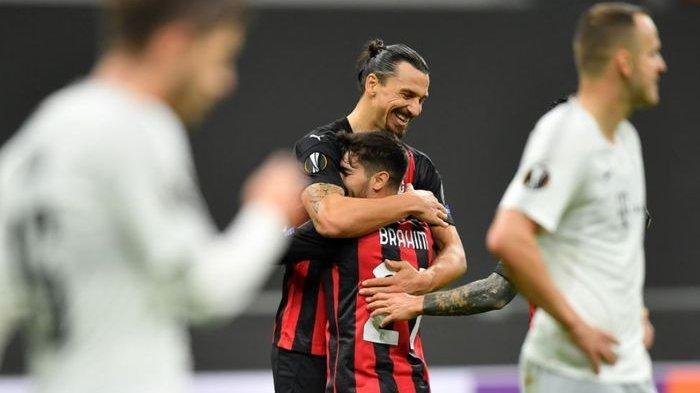 Penyerang buangan Real Madrid, Brahim Diaz, menjadi murid kesayangan Zlatan Ibrahimovic di AC Milan saat ini.