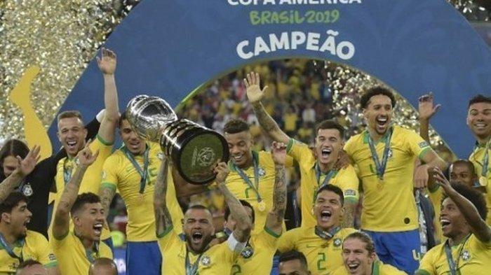 LIVE Streaming Brasil Vs Venezuela Copa America Jam 04.00, Dapatkan Di Sini Link Streamingnya
