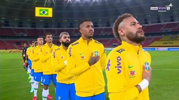 Hasil Brasil vs Ekuador berakhir dengan skor 2-0 pada Kualifikasi Piala Dunia 2022