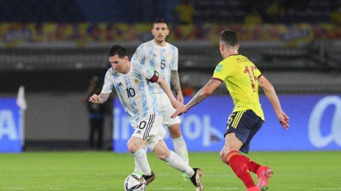LINK Nonton Live Streaming Argentina Vs Bolivia Kualifikasi Piala Dunia, Jam 06.30 WIB