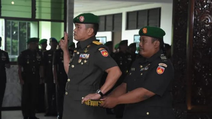 Sosok Menantu Luhut Pandjaitan Brigjen TNI Maruli Simanjuntak Jabat Kasdam IV Diponegoro