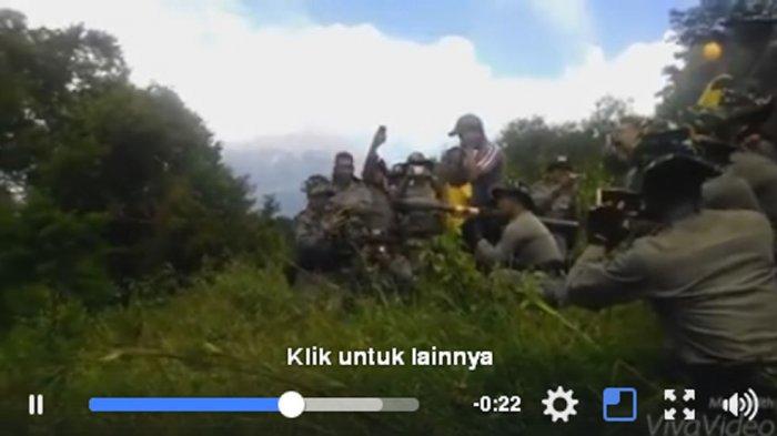 Viral Video Brimob Gunakan Senjata Mortir dan Pelontar Granat, Ini Penjelasan Polri