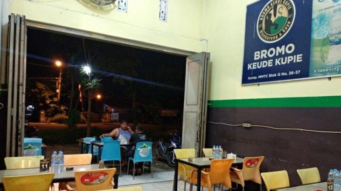 TFC PREMIUM: Bromo Keude Kupie, Tempat Nongkrong dengan Pilihan Menu yang Beragam