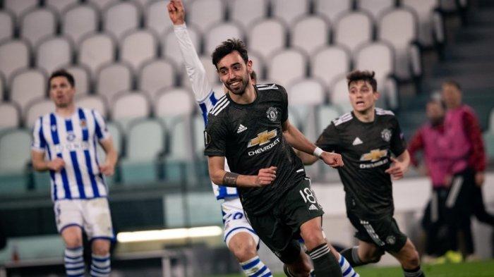 UPDATE Hasil Undian Perempat Final Liga Europa, Man United Tantang Granada, Ajax Vs AS Roma