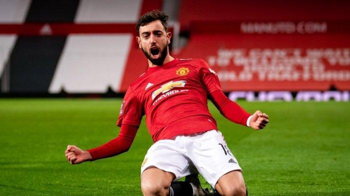 LIGA INGGRIS - Manchester United Gercep Ikat Bruno Fernandes Demi Proyek Jangka Panjang