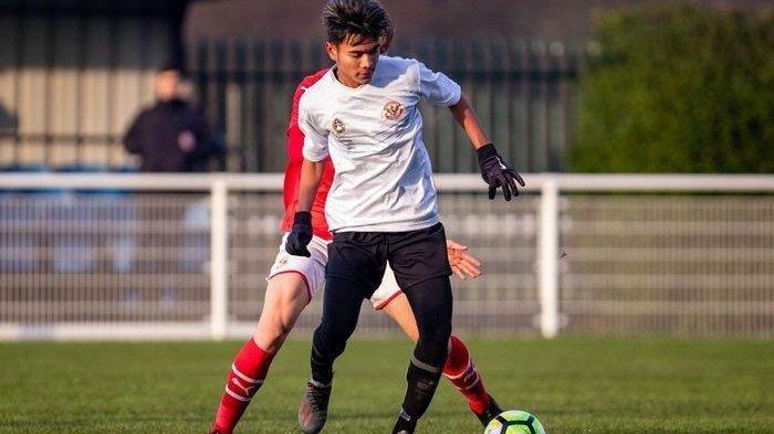 Brylian Aldama Nilai Skuat Garuda Muda Lebih Kuat Dibanding Tim Muda Klub Kroasia