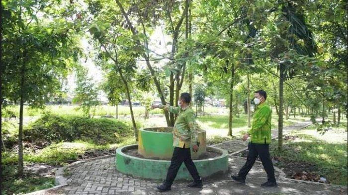 Pemkab Sergai Rencanakan Hutan Kota di Perbaungan