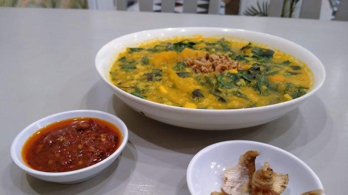 Bubur Manado dan Sop Brenebon, Makanan Kaya Rempah Ada di Kota Medan
