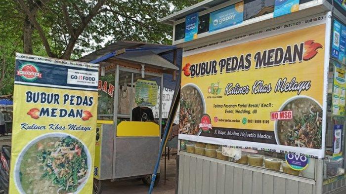 Bubur Pedas Medan, Padukan Bubur dan Anyang Khas Melayu Langkat Sebagai Menu Berbuka