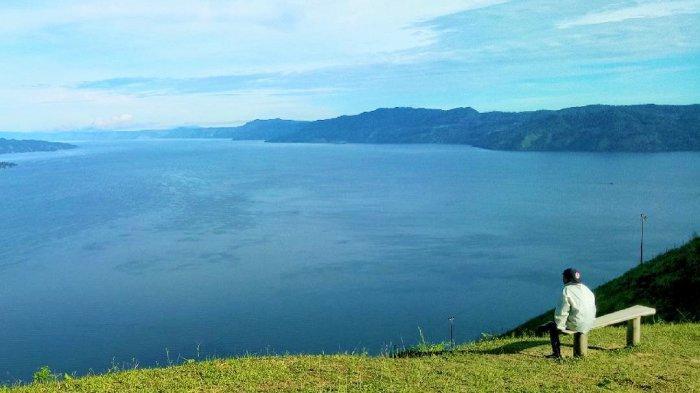 Bukit Senyum Motung di Sumatera Utara