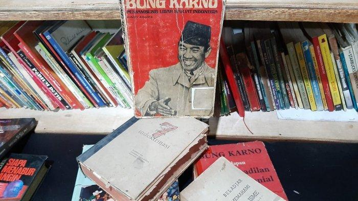 3 Buku Bung Karno yang Dilestarikan Literacy Coffee, Bisa Jadi Rekomendasi Bacaan