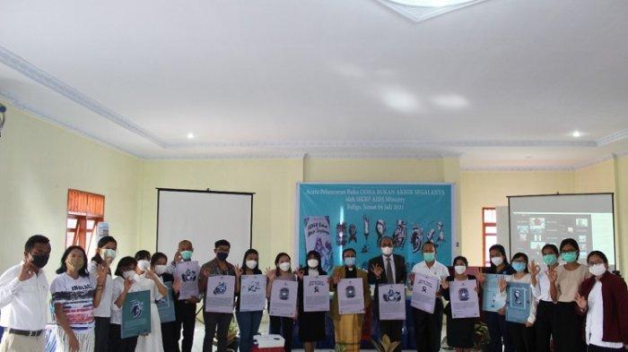 HKBP Serius Melayani Orang Dengan HIV-AIDS, Luncurkan Buku Kisah Perjuangan 25 ODHA